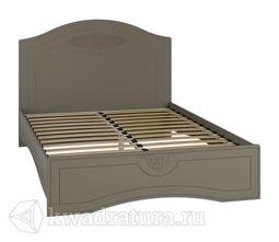 Кровать Ассоль Plus 1400 Грей АС-112К