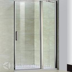 Душевая дверь Bas Пандора WTW-110-С-CH