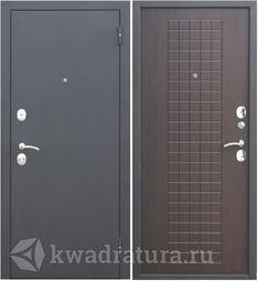 Входная дверь Феррони Гарда 8 мм Муар/Венге