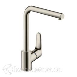 Смеситель для кухни Hansgrohe 31817800 Focus под сталь