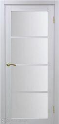 Межкомнатная дверь OPorte Турин 540.2222 Белый лед