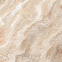 Керамогранит Laparet Crema бежевый 60x60 см полированный