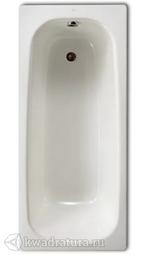 Ванна стальная Roca Contessa 160х70