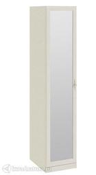 Шкаф Лючия  для белья с зеркальной дверью