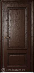 Межкомнатная дверь Магнолия 2 ДГ Дуб Бренди