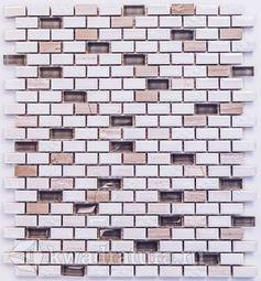 Мозаика керамическая Bonaparte Ideal 30,6х26,9