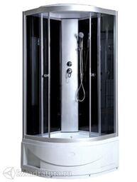 Душевая кабина Oda 8401 80х80х215 тонированное стекло