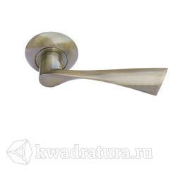 Дверная ручка Galeria 120 бронза