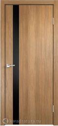 Межкомнатная дверь VellDoris Sмart 1Z Дуб золотой
