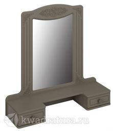 Зеркало-полка Ассоль Plus Грей АС-38