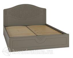 Кровать Ассоль Plus 1600 с подъемным механизмом Грей АС-30