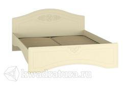 Кровать Ассоль Plus 1600 Ваниль АС-113