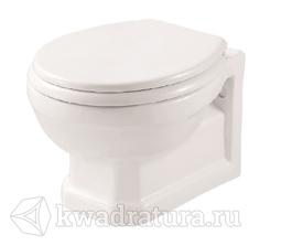 Унитаз подвесной Creo Ceramique Toulon сиденье микролифт
